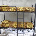 Кровати металлические оптом по низкой цене, одноярусные, двухъярусные, трехъярусные