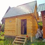 Отделка бань в Свердловской области