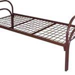 Армейские кровати для казарм, кровати металлические для больниц, санаториев оптом