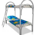 Кровати на металлических ножках, кровати металлические для бытовок, металлические кровати