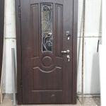 Металлические двери.  производство и монтаж.  москва