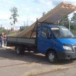 Перевозки на автомобиле газель катюша