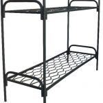 Железные кровати для вагончиков, бытовок, одноярусные, двухъярусные, трехъярусные опт