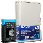 Продаем новые видео кассеты HDCAM SR 40 min. SONY.