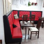 Диван для ресторана антверпен