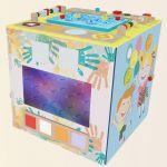 Интерактивные бизиборды для детей