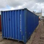 Купить контейнер 40 футов бу в Сикон СПб