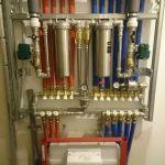 Монтаж отопления и водоснабжения под ключ