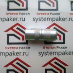 Муфта-соединитель (пресс-масленка) на кеглевидную (цанговую) головку пакера, М10/1, стальная