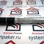 Пакер инъекционный 13х100 (13*100) (13/100) алюминиевый с обратным клапаном в кеглевидной головк