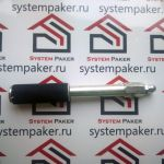 Пакер инъекционный 13х100 (13*100) (13/100) стальной с обратным клапаном в кеглевидной головке