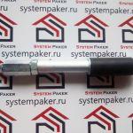 Пакер инъекционный 16х130 (16*130) (16/130) стальной с обратным клапаном в кеглевидной головке