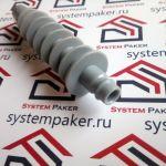 Пакер инъекционный (инъектор) 18х105 (18*105) (18/105) пластиковый с обратным клапаном, забивной
