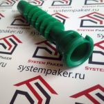Пакер инъекционный (инъектор) 18х115 (18*115) (18/115) пластиковый с обратным клапаном, забивной