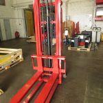 штабелер гидравлический 1000 кг высота подъема 3,0 метра