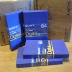 Скупка видеокассет Digital Betacam, Mpeg IMX, HDcam, DVCpro, DVcam, Betacam SP, MiniDV, батареек
