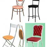 Столы и стулья всех типов для дома, бара и кафе.