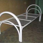 Одноярусные железные кровати для больниц, санаториев, кровати двухъярусные для хостелов
