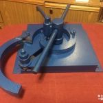 Аренда (прокат) – станок улитка для холодной ковки ( улитка )