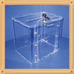 Ящик для пожертвований, лототрны.